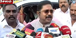 Election Commission does not act as neutral: TTV Dinakaran