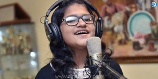Guinness record: Indian girl singing in 85 languages