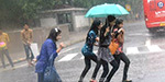 In Tamil Nadu, the chance of rain in one or two places in New Delhi:   Weather Research Center
