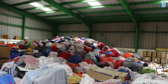 The textile industry is freezing due to the GST refund for the payment of additional