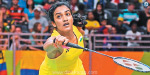 At the end of thChina Open Superseries: Defending Champion PV Sindhu out after shock defeat in quarter-finalse Chinese Open Call Indhu shock failure