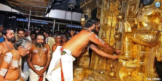 Regional time pooja Sabarimala temple is open today: new superstars are taking charge