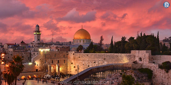 Trump Notice Against Worldwide Opposition Jerusalem is the capital of Israel