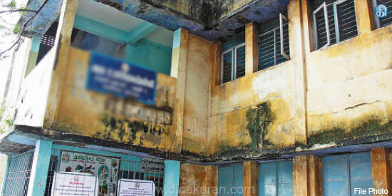 1027 school buildings are being destroyed due to lack of maintenance work