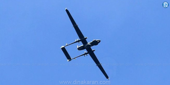 India's drone infiltration on the air border: China's accusation
