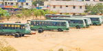 Mulappalayam - Town buses that have not been run for 6 years between: students and workers affected