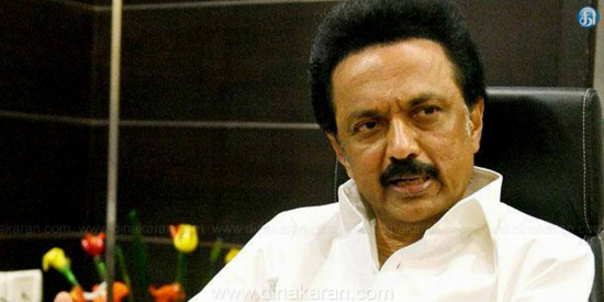 Studies should be dropped immediately: Stalin's assertion to the governor