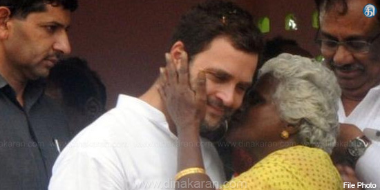 Rahul Gandhi to visit Kumari today with fishermen fishermen, farmers: strong security in coastal villages