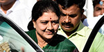 Political strength, personality, money strength Sasi's relatives are divided into three sections