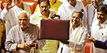 The Karnataka budget was presented in February