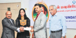 Sun Foundation for Rs. 15 lakh for the treatment of cardiovascular diseases