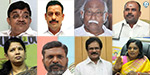 RK Nagar politicians comment on the suspension of candidates in the by-election