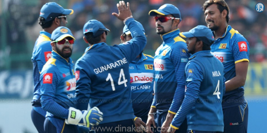 Sri Lanka won by 7 wkts