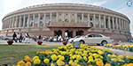 The winter session of the parliament starts tomorrow: all party meeting today