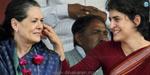 Sonia Gandhi engaged in full swing as usual in politics : Priyanka Gandhi categorically