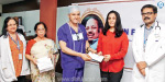 Sun Foundation for Rs. 35 lakh for the children's heart surgery