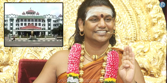 Nithyananda's ban on Madurai Adithan Mutt goes on: High Court order