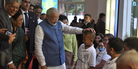 In heart-warming encounter, PM Modi takes time out to meet 9-year-old Filipino boy