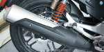 In bikes right side Silencer - why