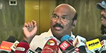 400 fishermen affected by the storm will soon be recovered: Minister Jayakumar interviewed