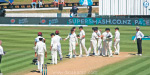 New Zealand won the West Indies debut series in the 2nd Test