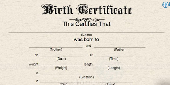 Fees for birth and death certificates rise: public shock