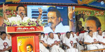 Ready to meet the legislature: MK Stalin's question to the Chief Minister
