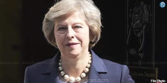 Britain's Prime Minister Teresa Mawhi's attempt to kill her