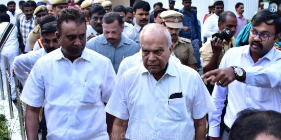 Following the Coimbatore, I will go to other districts: Governor Panwarilal Purohit