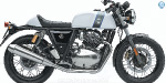 Royal Enfield 650 cc bike