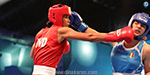 5 medals for World Women's Uthis Boxing India