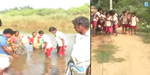 The people of Gokori village people struggle to get the basic facility in Ukkada village near Thiruvarur