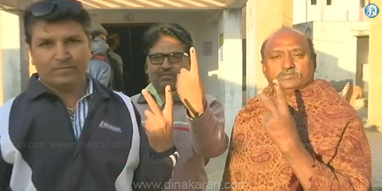 Gujarat Assembly has completed its second phase of voting