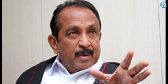 Central government does not care for Tamil Nadu fishermen: Vaiko allegation