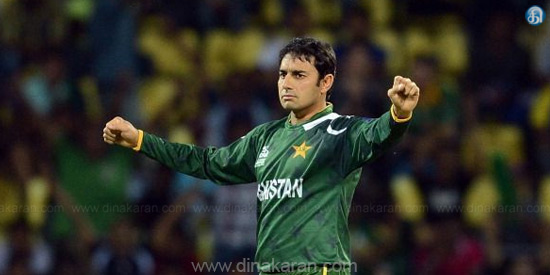 Pakistan's spin bowler Saeed Ajmal retires from international interviews