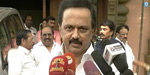 RKNagar, EPS, OPS will not be available in the but will not be available for deposit: Stalin