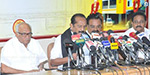 Negotiating the struggle of medical students and settlement: Vaiko emphasis