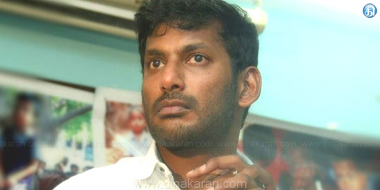 RK Nagar election officer's final decision on dismissal of nomination is final: Vishal for election commission
