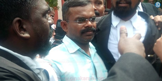 High Court Madurai branch orders no case  against Cartoonist Bal