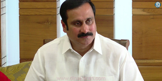 anbumani ramadoss case against sand quarries in Tamil Nadu