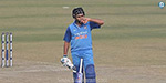 2nd ODI against Sri Lanka: India won by 141 runs