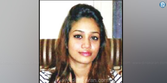 The actress has been complaining against her actress Shruti in Coimbatore Nellai Engineer lost Rs 3 lakh in love speech