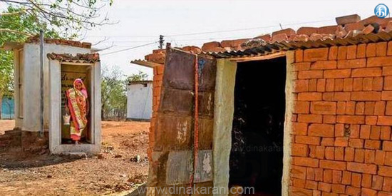 Woman constructs toilet for herself in Bihar by begging
