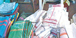 Officers and shop employees? Pongal free-hunt, sari selling counterfeit market: One arrested near Chennai
