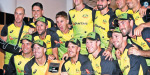 Trilateral T20 series Australia champion