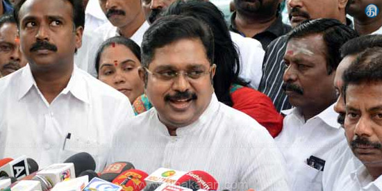In 2 months, the AIADMK regime will be toppled: TTV Dinakaran