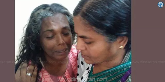 Suicide affair: The mother of the daughter of Veruma