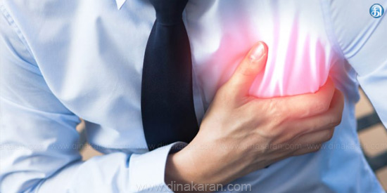 Radiation that prevents heart attack