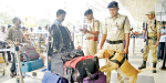 The Republic Day celebration on 26th: 5 tier security at Trichy Airport