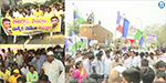 Opposition parties demand special status for Andhra Pradesh